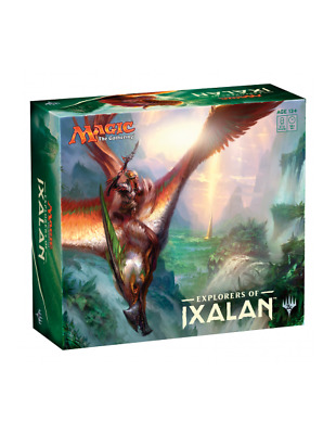 Magic Explorers of Ixalan (English)