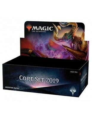 Magic Core Set 2019 Booster Box (English)