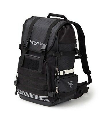 Brand New Genuine Triumph T18 48H Backpack 30 Litres