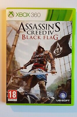 Assassin's Creed Black Flag (Xbox 360) VideoGames