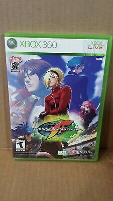 The King of Fighters XII *No manual* (Microsoft Xbox 360, 2009)