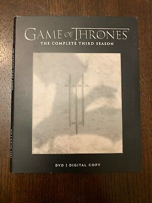Game of Thrones: Season 3 (DVD, 2014, 2-Disc Set)