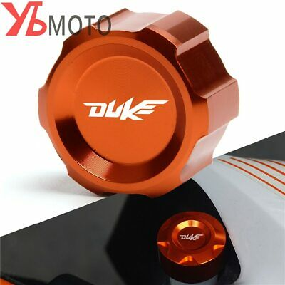 KTM Duke / RC 125 250 390 Motorcycle CNC Aluminium Radiator Water Cap Pipe