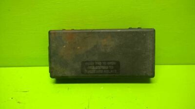 94 95 96 97 Dodge Ram 1500 5.2L At Ext Cab Fuse & Relay Box Cover Oem 1725-6