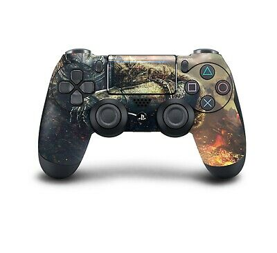 """""""Bloodborne"""" PS4 Custom MODDED Rapid Fire UN-MODDED Controller for COD All Games"""