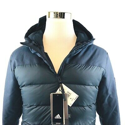 d2a401afb NEW MEN'S ADIDAS Outdoor Nuvic ClimaWarm 600 Fill Down Jacket $149 ...