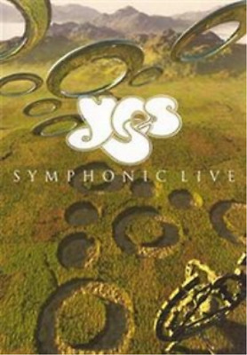 Yes: Symphonic - Live in Amsterdam DVD NUEVO
