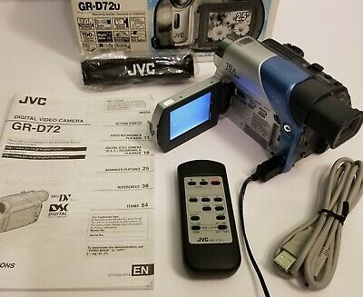 JVC CAMCORDER GR-D72U WINDOWS 10 DRIVERS DOWNLOAD