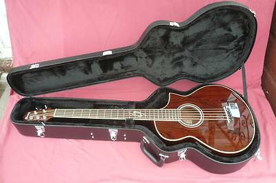 ( Ba22 ) Brand New Hard Shell Case For Acoustic Electric Bass Guitar
