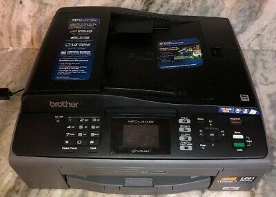 BROTHER MFC-J410W SCANNER WINDOWS 8 DRIVERS DOWNLOAD