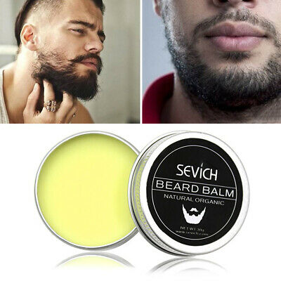 Sevich 100% Natural Beard Balm wax 30g Healthy Moisturize Products Free Shipping