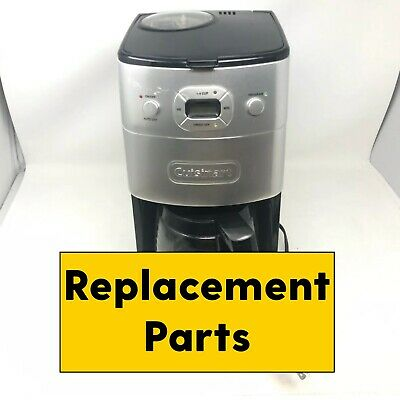 Cuisinart DGB625BC Grind & Brew 12-Cup Auto Coffee Maker Replacement Parts