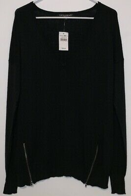 *NWT* Central Park West New York Women/'s Sequin//Beaded Cardigan//Sweater
