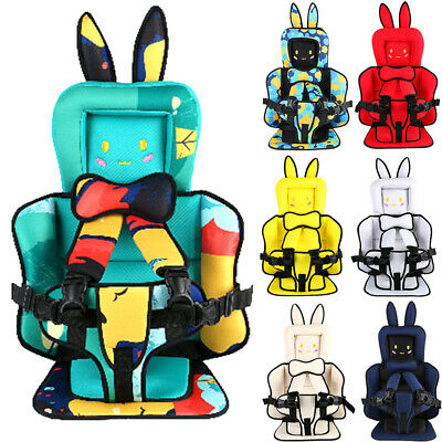 US Baby Car Safety Seat Protable Kids Child Carrier Chair Protection Belt Strap