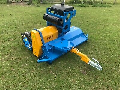 ATV/Quad towable mower 22hp electric start engine inc VAT + delivery AT145KZ