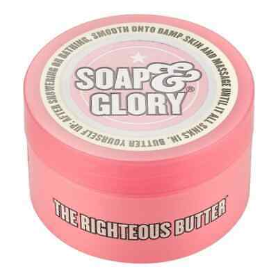 Soap & Glory The Righteous Butter Mini Travel Size With Pink Fragrance 50 ml