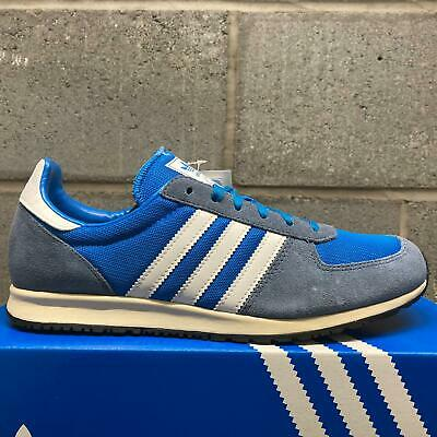 adidas Originals Adistar Racer Mens Trainers Blue V22767 ~ SIZES 6-13