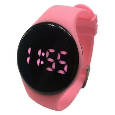 Kidnovations Premium Potty Training Watch - Rechargeable, Water Resistant, Pink