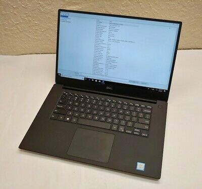 NEW! DELL XPS 15 9570 15 6
