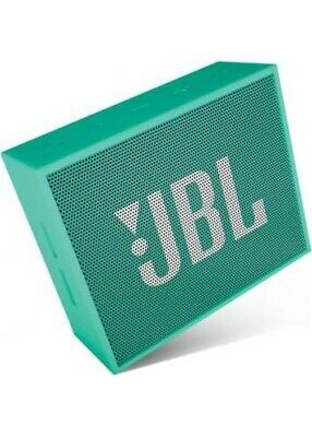 Jbl Go Cassa Bluetooth Altoparlante Portatile Speaker Wireless Mp3 USB Turchese