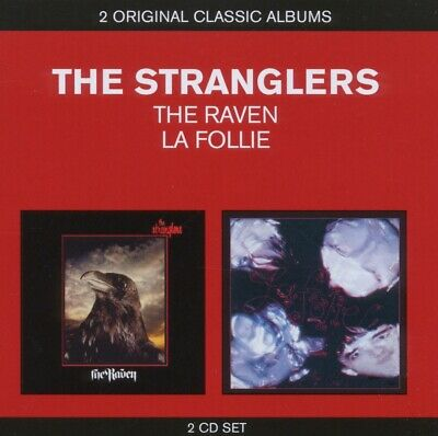 THE STRANGLERS - La Folie - New CD Album - £9 99 | PicClick UK
