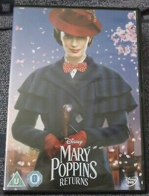 Disney Mary Poppins Returns (DVD, 2019)