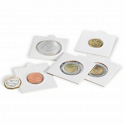 Lighthouse MATRIX Self Adhesive Coin Holders (25)