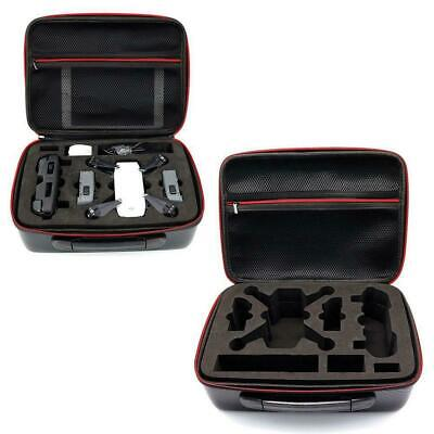 Waterproof PU Carrying Case Hard Storage Box For DJI Spark Drone Accessorie G4Q0