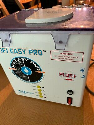 JFJ Easy Pro For Parts Or Repair DOES NOT TURN ON AT ALL!!! AS-IS!!!!