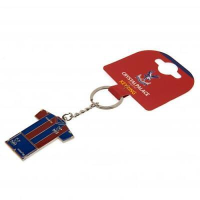 Crystal Palace F.C. Keyring Kit   OFFICIAL LICENSED MERCHANDISE GIFT
