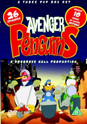 Avenger Penguins: Complete Collection DVD NUOVO