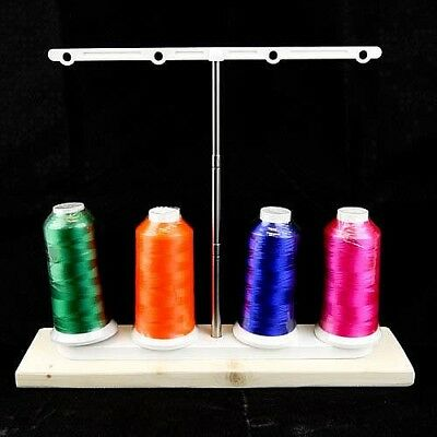 4-Spool Thread Stand with Telescopic Post   CS-4X