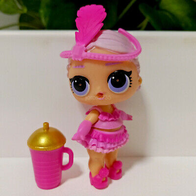 LOL Surprise Doll Confetti Pop Series 3 showbaby TOYS Doll Model