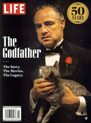 THE GODFATHER Magazine TIME LIFE Specials 2019 The Story-The Movies-The Legacy