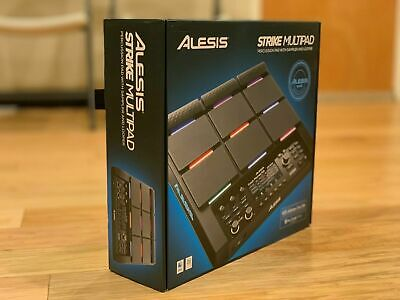 Alesis Strike Multipad Percussion Pad with Sampler and Looper Brand New