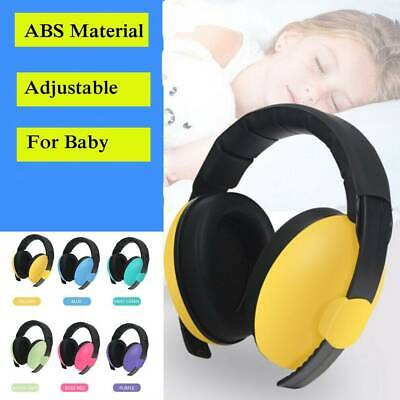 Baby Kids Folding Ear Defenders Newborn Noise Reduction Protector Muffs Children