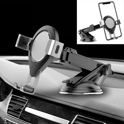 Car Phone Holder Stand Suction Cup Gravity Creative Telescopic Car Phone Mount