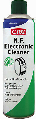 NF Electronic Cleaner : Limpiador de contactos no inflamable