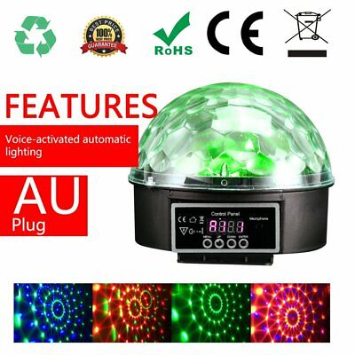 Premium Effect Disco Light Stage DJ Laser Lights Xmas Party Crystal Magic Ball P