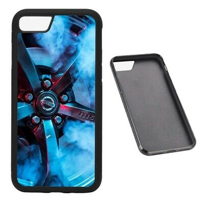 JDM Wheelspin RUBBER phone case Fits iPhone