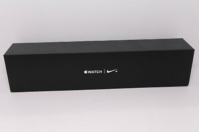 Apple Watch Nike+ 42mm Space Gray Aluminum Case Anthracite/Black Sport Band