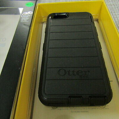 Otterbox Defender Pro Series For Apple Iphone 6/6S, Black, Please Read!! 4658