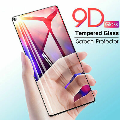 Samsung Galaxy  A50 A60 A70  Magnetic Absorption 360° Tempered Glass Case Cover