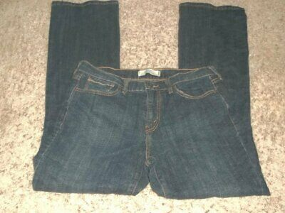 LEVIS 515 Bootcut Stretch Jeans 10 L Long Tall   33 x 34""