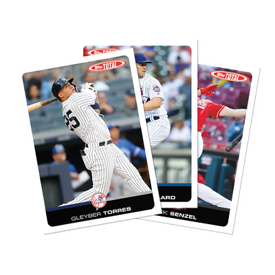 Topps Total WAVE 5 YOU PICK CARDS UPDATED LIST Altuve Gleyber Torres Chavis