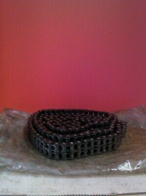 Diamond X-5550-010 #50 Double Strand Roller Chain 10Ft
