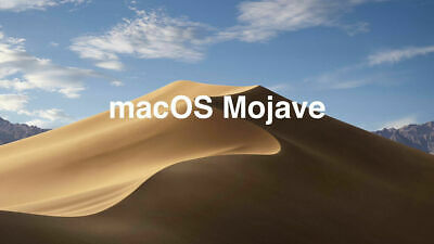 """120GB Solid State PRE-LOADED MAC OSX  Mojave. 2.5"""" SSD for Macbook Pro Mid 2012"""