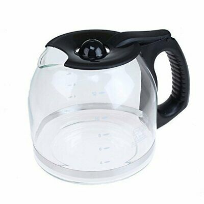 First4spares Glass Jug for Morphy Richards Mattino Accents Coffee Maker / Machi