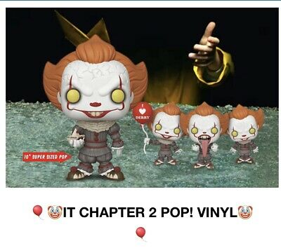 Funko Pop! Movies: IT Chapter 2 Pop! [PRE-ORDER]