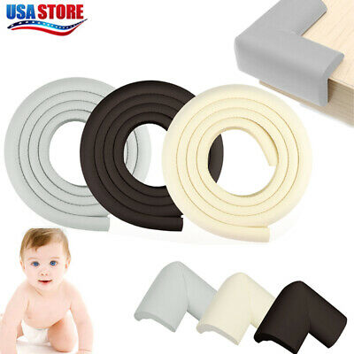 Extra Thick Baby Table Desk Furniture Edge Guard Protector/bumper/Corner Cushion
